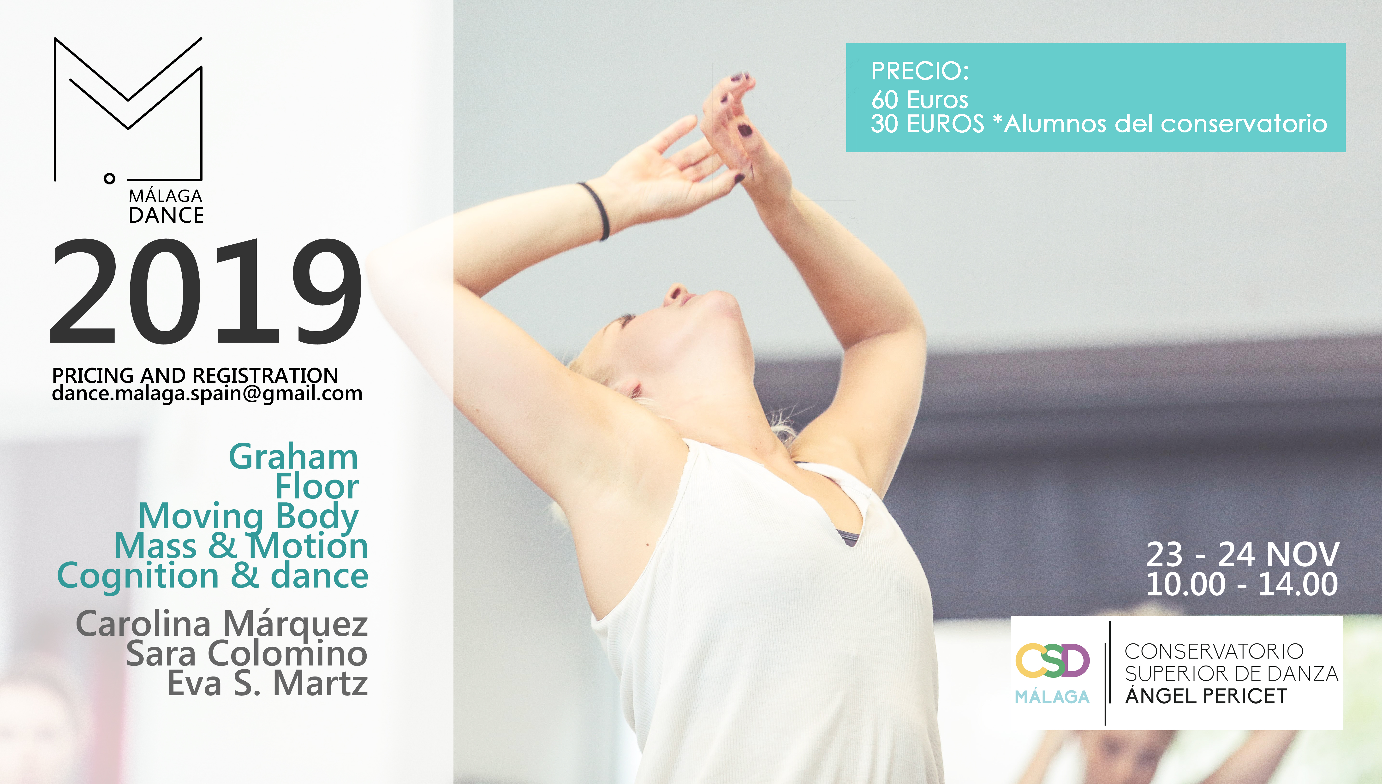 Contemporary Dance experience like no other.